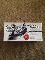 Hamilton Beach Professional Iron