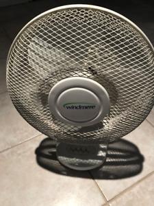 Ventilateur de table Windmere