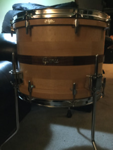 "Guru Origin Series 15 x 12"" Floor Tom w/ Hardcase"