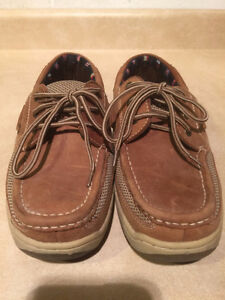 Men's Reel Legends Boat Shoes Size 9 London Ontario image 4