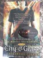 City of Glass - Book3 of Mortal Instruments