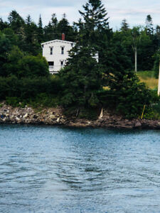 Waterview Property with lots of Potential in Chance Harbour