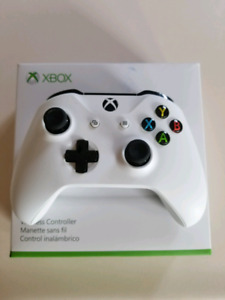 Xbox one controller white 2017 version