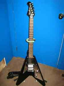 Washburn Flying V  $150.00 FIRM West Island Greater Montréal image 1
