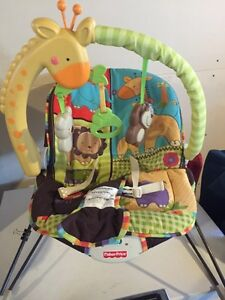 Chaise berceuse pour bebe
