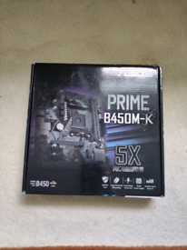 PRIME B450M-K AMD motherboard