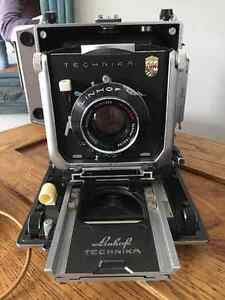 Linhof Technika lV - 4X5 Camera - Immaculate Condition