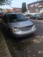 2003 Ford Windstar 600$ 120000kms