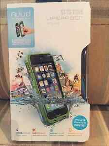 iPhone 5/5s Lifeproof nuud case