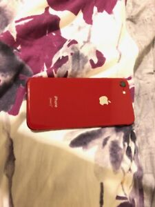 Red iPhone 8 64gb