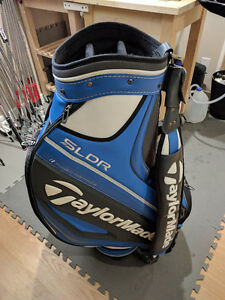 Taylormade Staff Bag