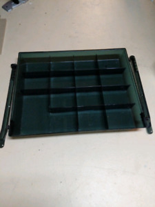 """27"""" IKEA PAX Komplement pull-out tray and dividers"""