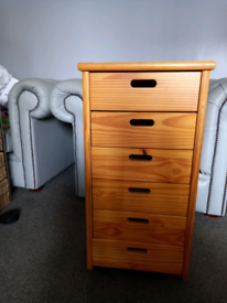 Drawers /cabinets x2