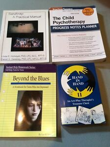 Counselling/play therapy books Cambridge Kitchener Area image 6