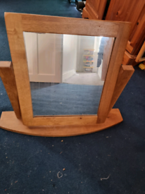 Oakland furniture dressing table mirror