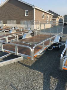 N&N TRAILER SALE. UTILITY/ DUMP/ EQUIPMENT HAULER