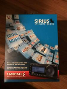 Sirus Satilite radio
