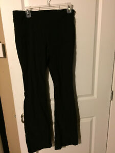 Rickis size 8 black dress pants (3 pairs) uniform pants