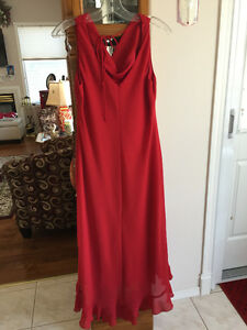 Party Dress - Red