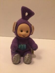 Vintage Tinky Winky Teletubbies with tag