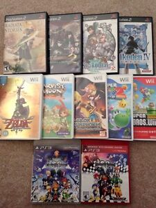 PS2/PS3/Wii RPG games