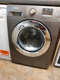 Sumsung eco bubble 8kg washing machine