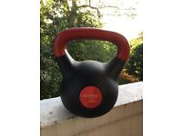 Kettlebell - 24g (& a 12kg selling separately)