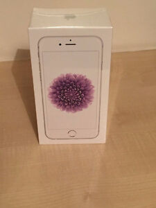 BRAND NEW IPHONE 6 16GB UNLOCKED WITH 1 YEAR APPLE WARRANTY   $6