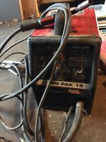 Lincoln Electric Mig Welder new