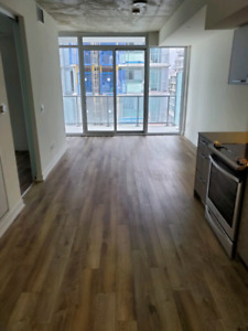 1 Bedroom 1 Bath Condo in Exciting Queen St E Leslieville area!