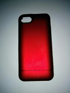 Mophie Juice Pack Red for iPhone 4 / 4s