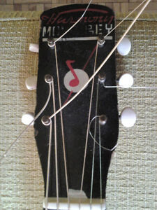 for sale 1940s harmony archtop