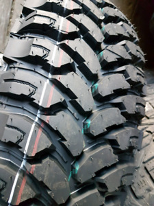4 new LT245-75-R16 GINELL TIRES 10PLY NEUFS TAX IN