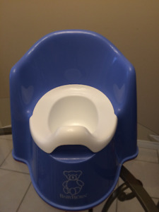 Baby Bjorn Potty and Child Toilet Seat