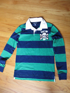 Boy's New with Tags Arizona Rugby Shirt - Size 10/12