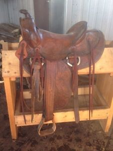 Antique saddles for sale