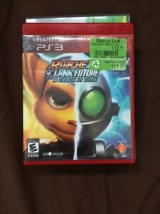 Ratchet and Clank: a Crack in Time
