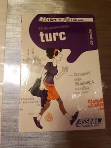 Kit de conversation turc français NEUF