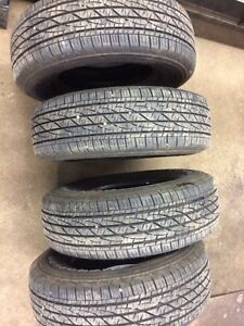235/75/16 Firestone destination LE2