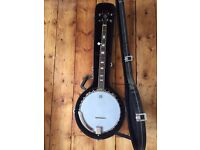 Westfield 5 String Banjo (full size)