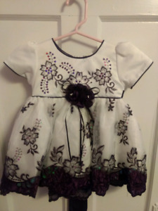Fancy Baby Dress