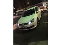 Vw golf 1.6tdi bluemotion
