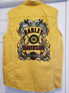 MENS HARLEY DAVIDSON SHIRT SIZE MEDIUM