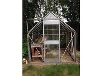 6' x 6' Greenhouse