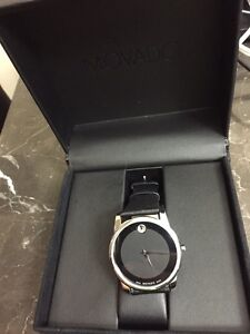 Brand new men's Movado watch **Great Christmas Gift Idea**