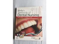 Mosby's text book of dental nursing