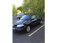2007 Renault megane 1.5 Dci , diesel ,panoramic 6 speed very good condition £1360
