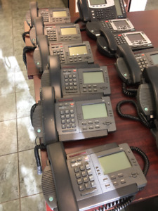 Lot of VoIP phones
