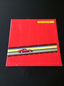 1991 Corvette Dealer Sales Brochure
