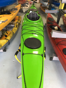 Riot Edge 15 Kayaks with Rudder (new)